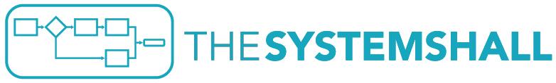 The System Shall Logo